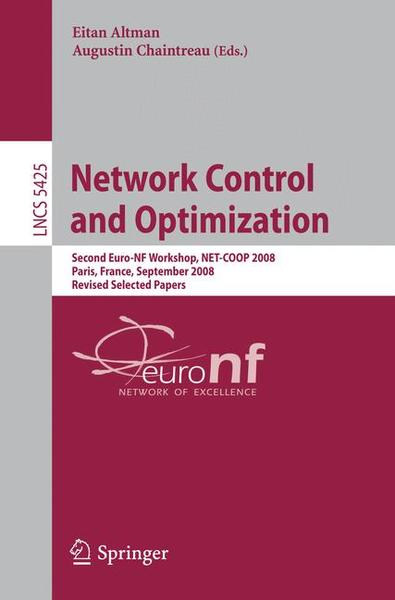 Network Control and Optimization | Dodax.ch