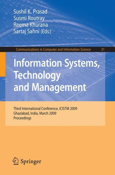 Information Systems, Technology and Management   Dodax.ch