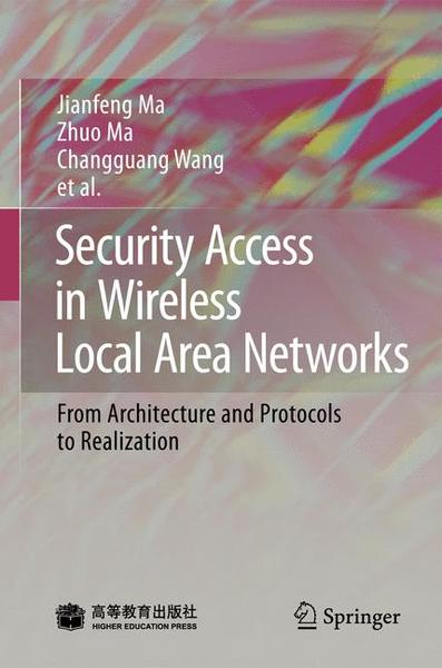 Security Access in Wireless Local Area Networks | Dodax.ch