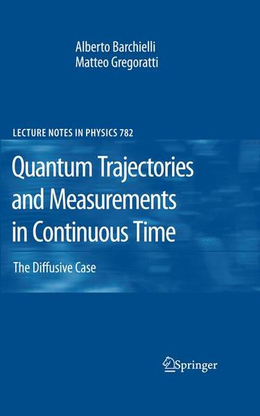Quantum Trajectories and Measurements in Continuous Time | Dodax.ch