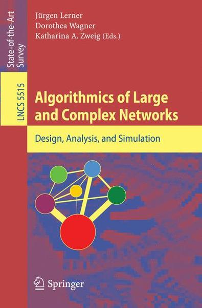 Algorithmic of Large and Complex Networks | Dodax.at