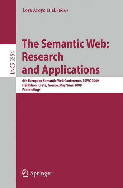The Semantic Web: Research and Applications   Dodax.ch