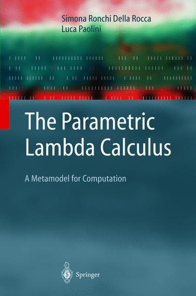 The Parametric Lambda Calculus | Dodax.at