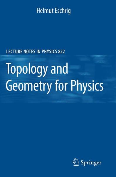 Topology and Geometry for Physics | Dodax.ch