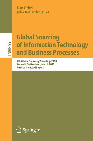 Global Sourcing of Information Technology and Business Processes   Dodax.ch