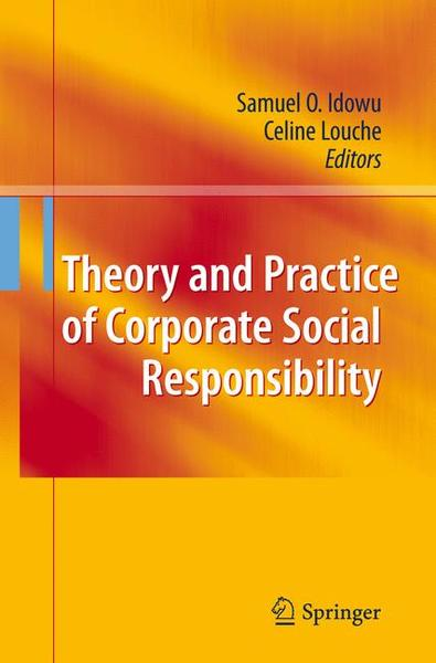 Theory and Practice of Corporate Social Responsibility | Dodax.ch