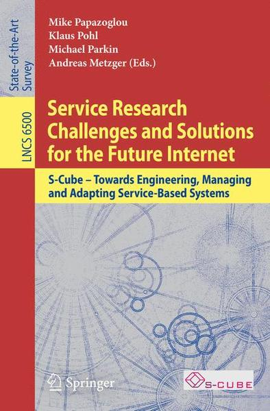 Service Research Challenges and Solutions for the Future Internet | Dodax.ch