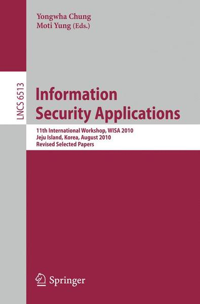 Information Security Applications | Dodax.ch