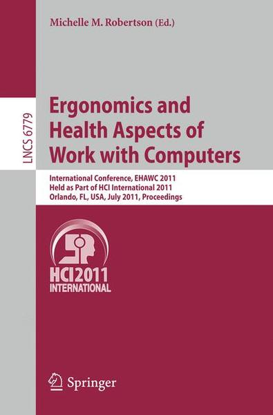 Ergonomics and Health Aspects of Work with Computers | Dodax.ch