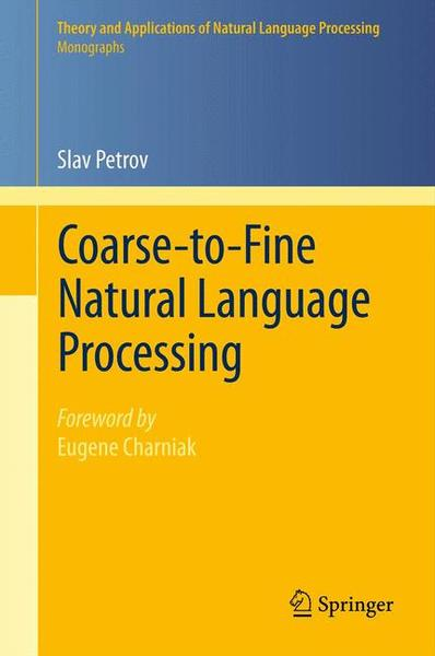 Coarse-to-Fine Natural Language Processing | Dodax.ch