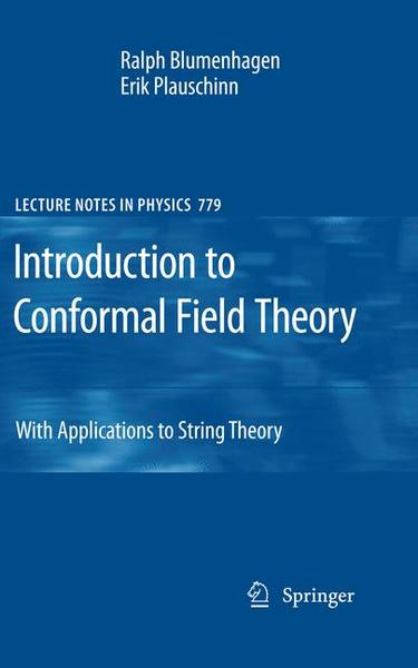 Introduction to Conformal Field Theory | Dodax.de