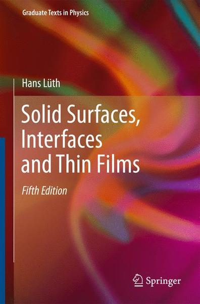 Solid Surfaces, Interfaces and Thin Films | Dodax.pl