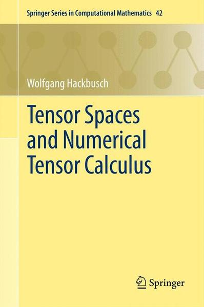 Tensor Spaces and Numerical Tensor Calculus | Dodax.ch