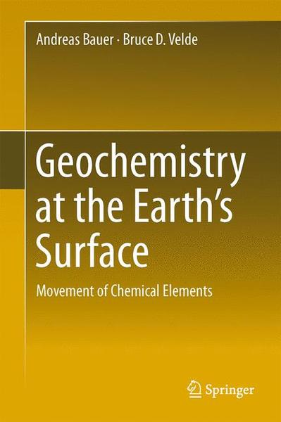 Geochemistry at the Earth's Surface | Dodax.ch