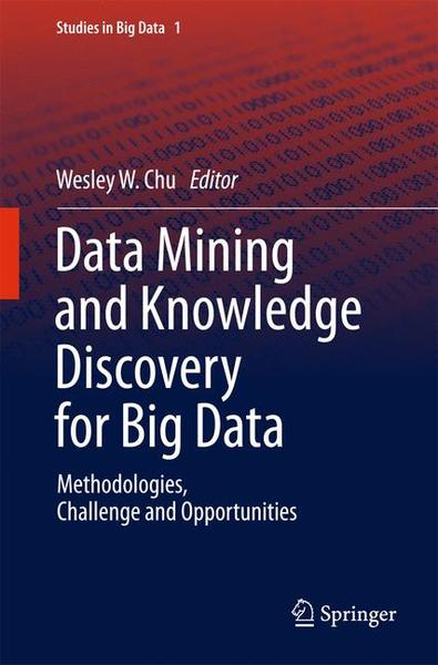 Data Mining and Knowledge Discovery for Big Data   Dodax.ch