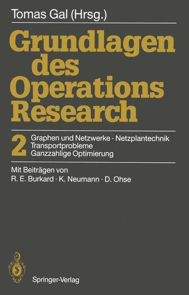 Grundlagen des Operations Research | Dodax.ch