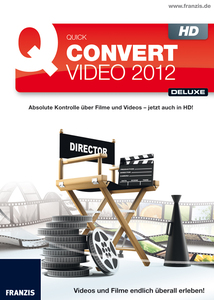 Quick Convert Video 2013, CD-ROM | Dodax.ch