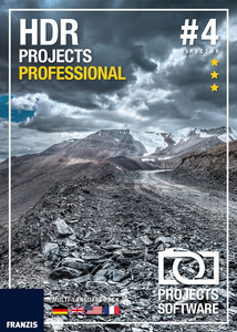 Franzis: HDR projects 4 professional | Dodax.ch