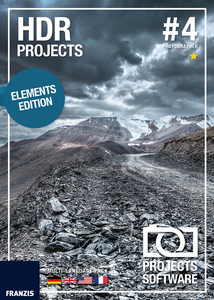 Franzis: HDR projects 4 elements | Dodax.ch