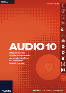 Audio 10, CD-ROM | Dodax.at