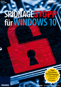 Spionagestopp für Windows 10, CD-ROM | Dodax.ch