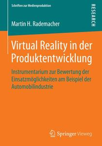 Virtual Reality in der Produktentwicklung | Dodax.ch