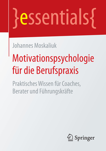 Motivationspsychologie für die Berufspraxis | Dodax.at