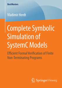 Complete Symbolic Simulation of SystemC Models | Dodax.ch