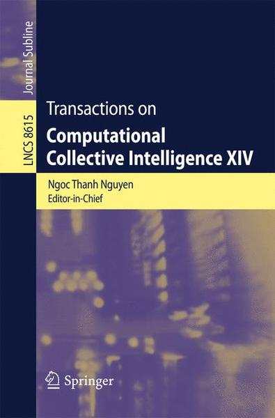 Transactions on Computational Collective Intelligence XIV | Dodax.ch