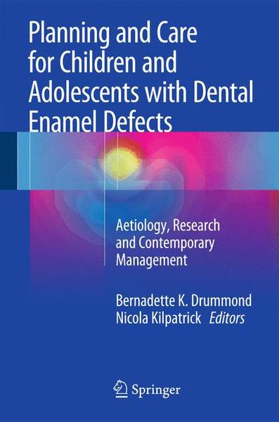 Planning and Care for Children and Adolescents with Dental Enamel Defects | Dodax.ch
