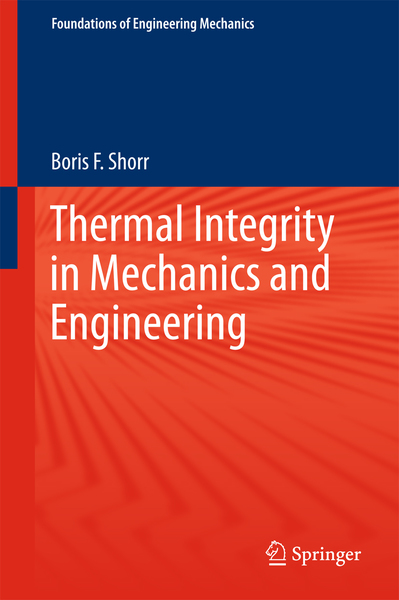 Thermal Integrity in Mechanics and Engineering | Dodax.ch
