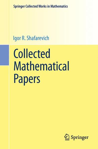 Collected Mathematical Papers | Dodax.ch
