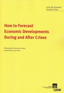 How to Forecast Economic Developments During and After Crises   Dodax.de