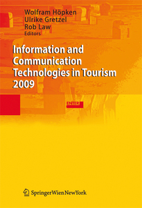 Information and Communication Technologies in Tourism 2009 | Dodax.ch