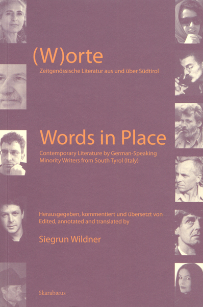 (W)orte. Words in Place | Dodax.ch