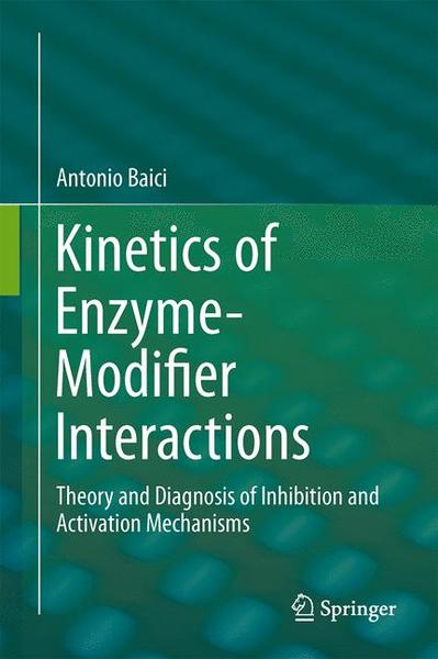 Kinetics of Enzyme-Modifier Interactions | Dodax.pl