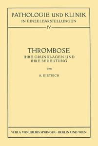 Thrombose | Dodax.at