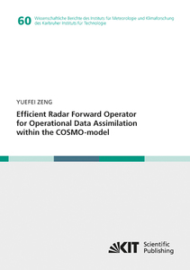 Efficient Radar Forward Operator for Operational Data Assimilation within the COSMO-model | Dodax.at