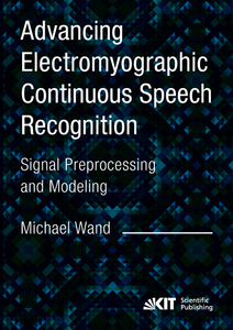 Advancing Electromyographic Continuous Speech Recognition: Signal Preprocessing and Modeling | Dodax.ch