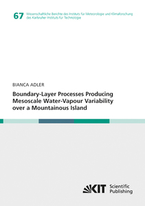 Boundary-Layer Processes Producing Mesoscale Water-Vapour Variability over a Mountainous Island | Dodax.at