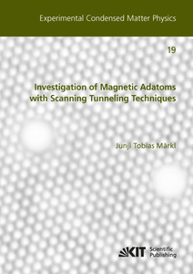 Investigation of Magnetic Adatoms with Scanning Tunneling Techniques | Dodax.at