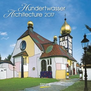 Hundertwasser Architecture 2017 | Dodax.at