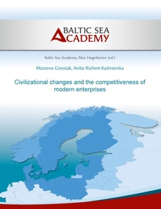 Civilizational changes and the competitiveness of modern enter-prises | Dodax.ch