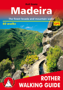 Rother Walking Guide Madeira | Dodax.ch