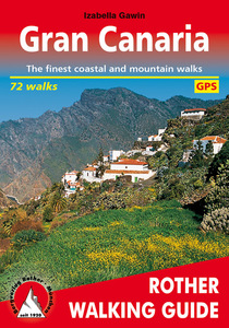 Rother Walking Guide Gran Canaria, English edition | Dodax.ch