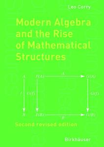 Modern Algebra and the Rise of Mathematical Structures | Dodax.ch