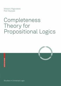 Completeness Theory for Propositional Logics | Dodax.ch