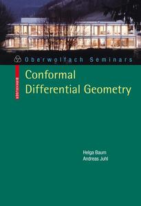 Conformal Differential Geometry | Dodax.ch