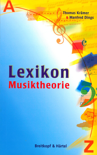 Lexikon Musiktheorie | Dodax.co.uk