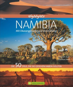 Highlights Namibia | Dodax.at